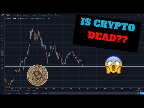 Is The Cryptocurrency Market DEAD?!?!?