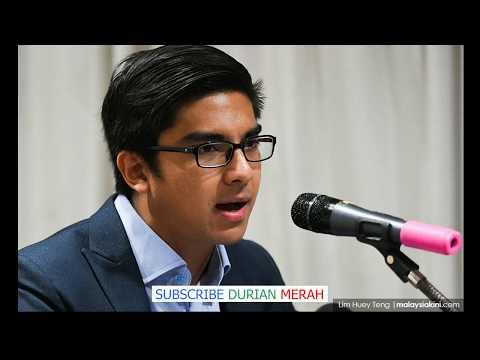 Saya Akan Lapor SPRM Jika Ada Anggota BERSATU Guna Nama Parti Urus Bazar Ramadan – Syed Saddiq