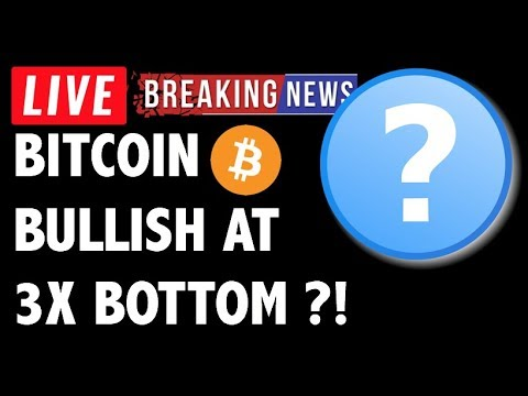 HAS CRYPTO HIT BOTTOM?! BITCOIN (BTC) TRADING ANALYSIS & CRYPTOCURRENCY NEWS
