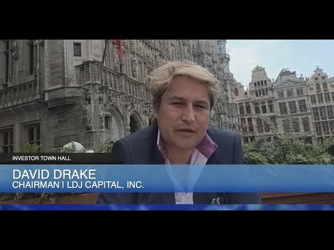 David Drake Cryptocurrency Market Update From Brussels