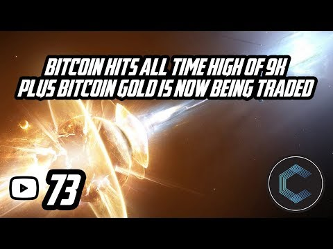 Bitcoin Hits $9,000 Plus Don't Miss Out On Bitcoin Gold Only $349 Right Now!