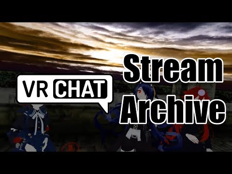 [VRC Stream] It's Wednesday, my.. friends. (RP and Hanging Out)