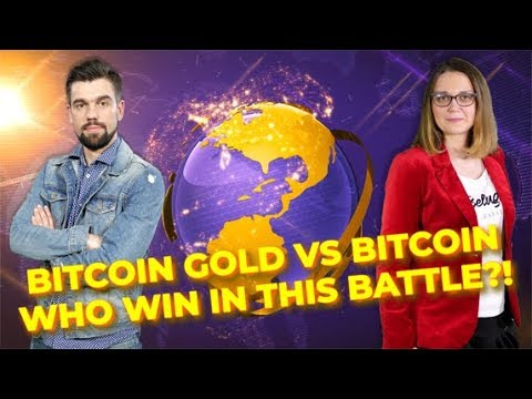 Bitcoin gold vs bitcoin.  Who win in this battle Crypto Fever News?