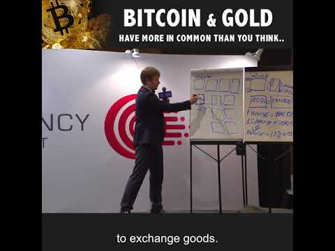 [Mikk Talpsepp]  Bitcoin and Gold Have More In Common Than You Think