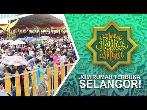 Jom Rumah Terbuka Selangor! Ada Khai Bahar, Ernie Zakri …