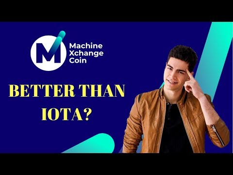 MXC (Machine Exchange Coin) ICO Review – IOTA Killer?