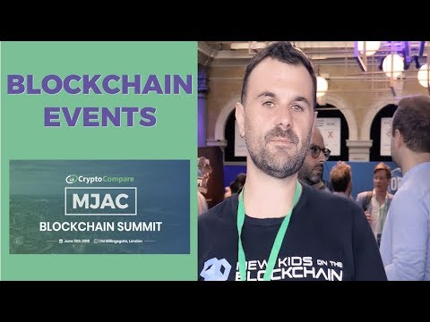 BLOCKCHAIN EVENTS – MJAC 2018. CRYPTOCURRENCY NEWS