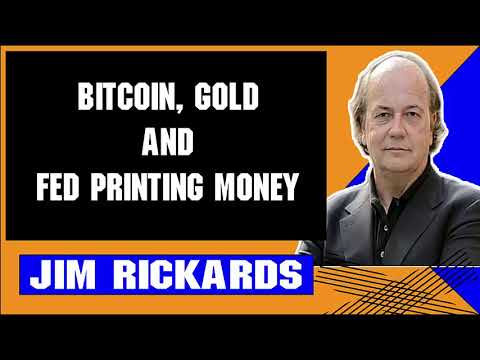 Jim Rickards Interview June  15 2018 — BITCOIN, GOLD AND FED PRINTING MONEY