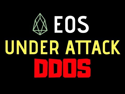 EOS Under DDOS Attack! Sort Of…