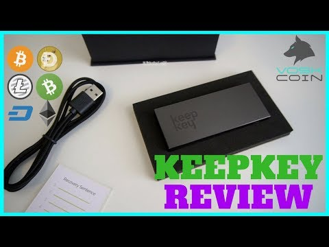 KeepKey Cryptocurrency Hardware Wallet Review – Premium or Outdated Tech?