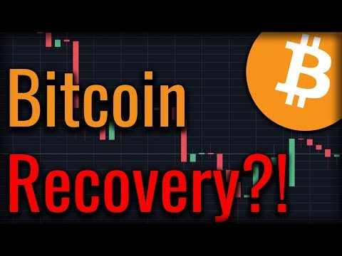 Bitcoin & Cryptocurrency Market Recovery Incoming? (Friday Market Update)