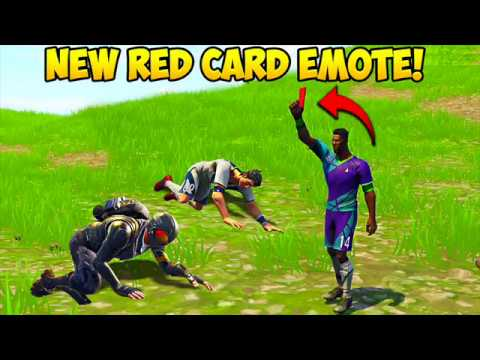 *NEW* RED CARD EMOTE BEST PLAYS! – Fortnite Funny Fails and WTF Moments! #228 (Daily Moments)