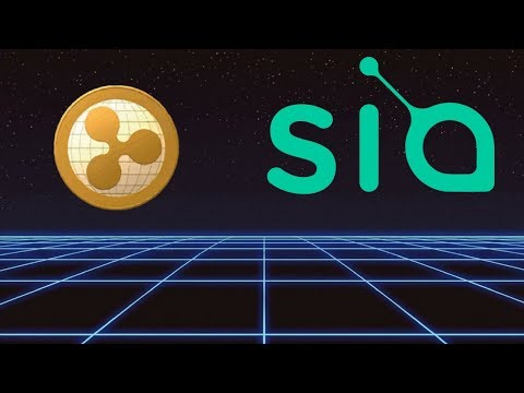 RIPPLE AND JP MORGAN PARTNERSHIP? // SIACOIN PRICE PREDICTION
