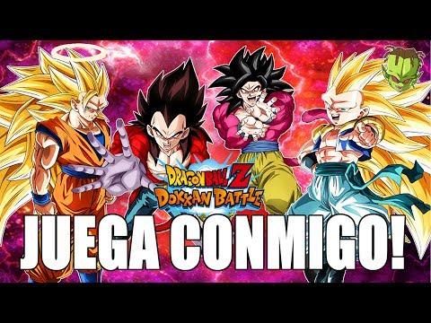 JUEGA CONMIGO! DE DONDE SALEN LOS NEO GODS! /// Dokkan Battle en Español