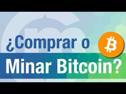 ¿Comprar o Minar Bitcoin en Genesis Mining?