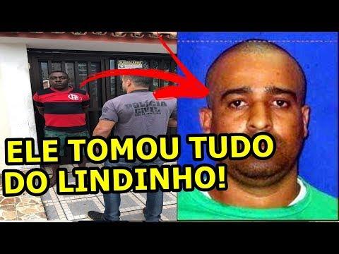 MONSTRO CHEFÃO MACAÉ ADA E ALGOZ DO LINDINHO TCP É PRESO