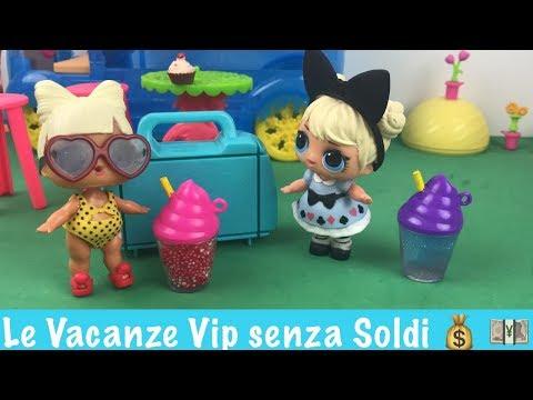 Sia Vacanze SuperVip- Apro Lol Surprise Figurine- StorieD'Estate#01