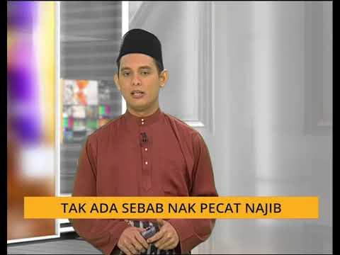 Tak ada sebab nak pecat Najib