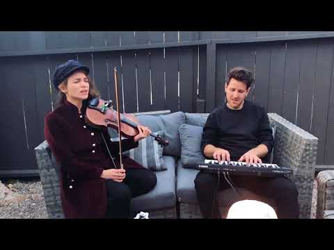 """When its Cold Outside"" – An improvisation with Ada and Dotan"