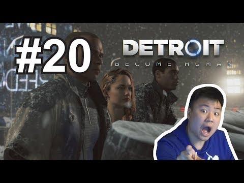 KOK KAYAKNYA ADA YANG KURANG GITU !!! – Detroit : Become Human [Indonesia] PS4 #20