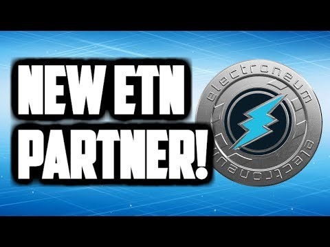 HUGE ELECTRONEUM NEWS! ETN Instant Payment Beta Coming July! Mobile Steams Partner