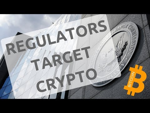 Regulators Take Aim At Cryptocurrency