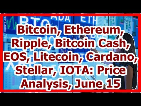 Today News – Bitcoin, Ethereum, Ripple, Bitcoin Cash, EOS, Litecoin, Cardano, Stellar, IOTA: Price