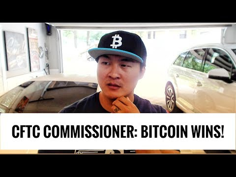 CFTC Commissioner – Cryptocurrency will Impact the World!