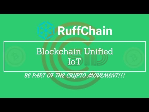 RuffChain – Blockchain Unified IoT