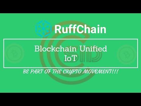 RuffChain – Blockchain Unified IoT