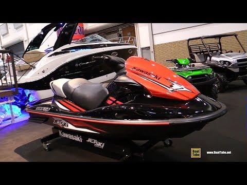 2018 Kawasaki STX 15F Jet Ski – Walkaround – 2018 Toronto Boat Show