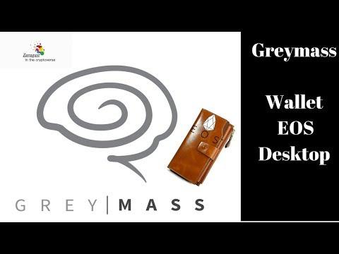 Greymass | Wallet per EOS su Desktop