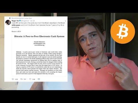 The Bitcoin Cash deception