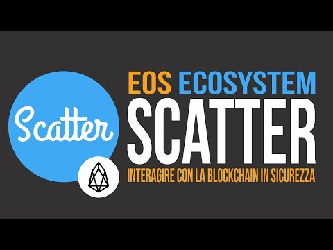 Rictoken – EOS Tool – Scatter