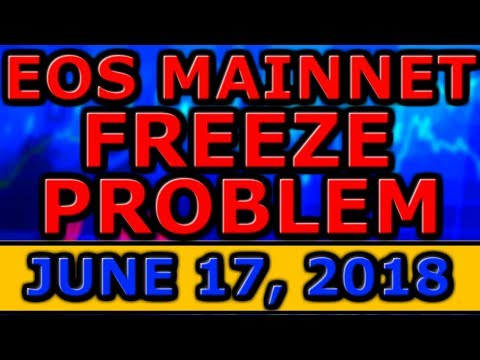 EOS Mainnet FREEZE Causes HUGE PROBLEMS! Ethereum EVOLUTIONARY Updates! BULLISH Crypto PREDICTIONS!