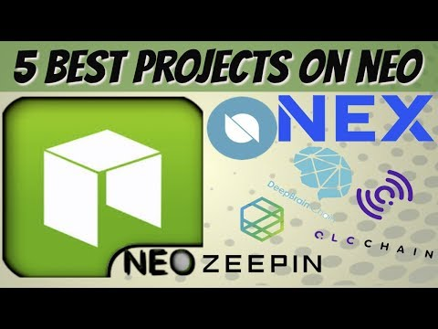 Top 5 Best Projects Developed on the NEO's Platform (2018)
