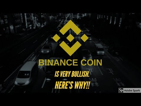 Bullish on Binance Coin – The Best Cryptocurrency of 2018