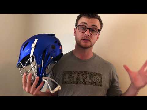 STX RIVAL HELMET REVIEW