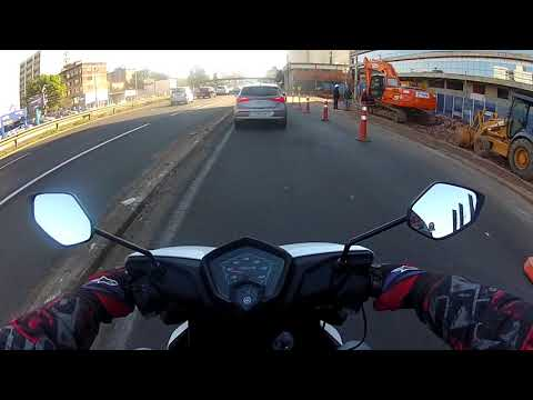 Test Ride NEO 125 – Zuera sem nenhuma informação técnica