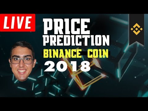 Binance Coin (BNB) 2018 Price Prediction