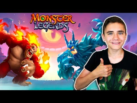 JE TESTE MONSTER LEGENDS – Néo The One