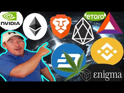 EOS not for hodlers? – Enigma privacy for ETH – Dash benefits from weed law? – A Real Crypto Kitty!