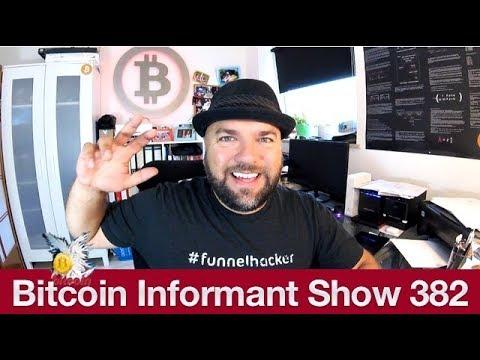#382 EOS Probleme, Kryptowährungen nicht verkaufen & Bitcoin Weltreservewährung