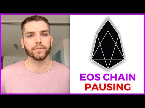 EOSIO (EOS) Chain Pausing | WHAT ACTUALLY HAPPENED? 🤔
