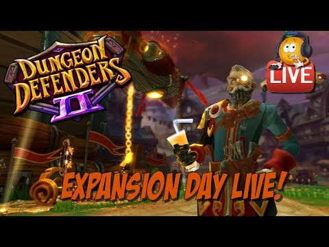 DD2 Protean Shift Expansion is Here! Patch Day Live!