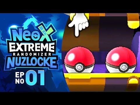 EXTREMELY CHOOSE OUR STARTER! – Pokemon Neo X EXTREME Randomizer Nuzlocke