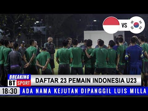 Ada Nama Kejutan, Berikut Daftar 23 Pemain Timnas Indonesia untuk Hadapi Korea Selatan