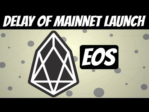 EOS Main-Net Launch (Why Delays ?!?!)