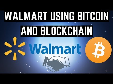 Walmart USES BITCOIN and Blockchain! – Cryptocurrency News (2018)
