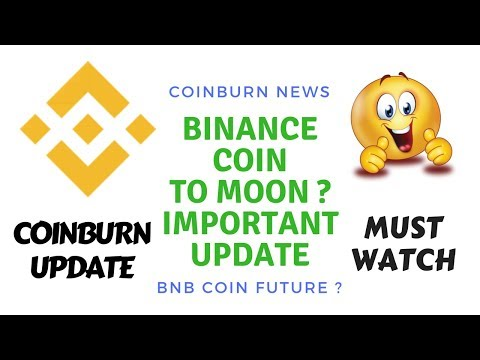 Binance Coin Price Prediction, Analysis, Forecast 2018 | Binance coin burn